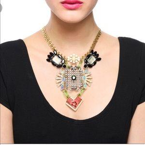 Lulu Frost Revolution Jeweled Statement Necklace